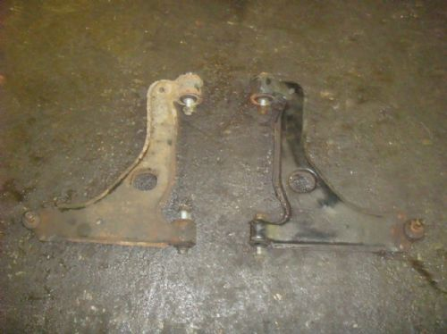 ASTRA MK4 FRONT SUSPENSION ARMS (PAIR)